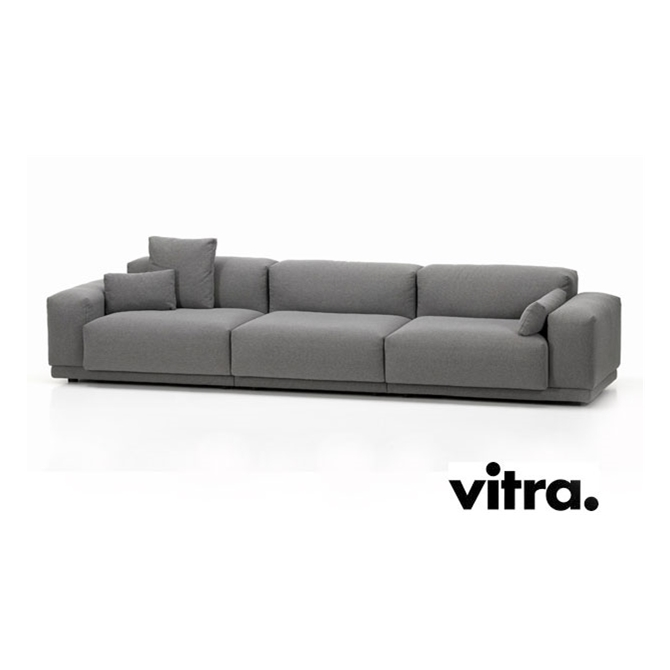 kvs vitra place sofa. Black Bedroom Furniture Sets. Home Design Ideas